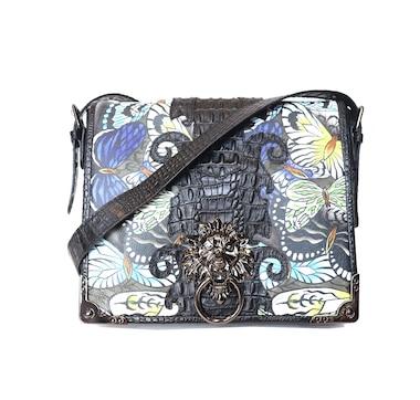 Sharif Handbags Tapestry Tote