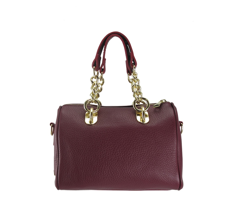 Image 528860_MUL.jpg , Product 528-860 / Price $295.00 , Ron White Pamcrest Satchel Bag from Ron White on TSC.ca's Shoes & Handbags department