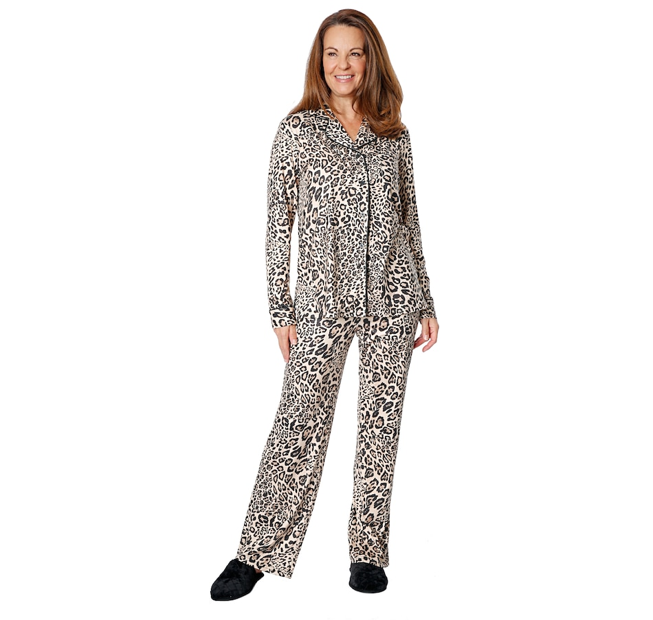 Image 528918_LEP.jpg , Product 528-918 / Price $69.88 , Guillaume Home Classic Women's Pajama Set from Guillaume on TSC.ca's Fashion department