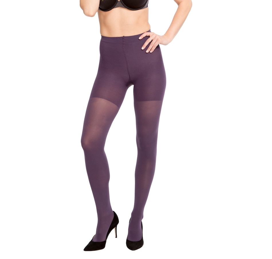 Image 534401_PRNGT.jpg , Product 534-401 / Price $32.00 , Spanx Shapewear Luxe Leg Tights from Spanx by Sara Blakely on TSC.ca's Fashion department
