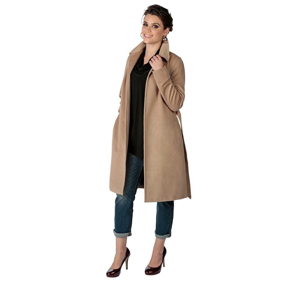 "Image 536125_CML.jpg , Product 536-125 / Price $89.66 , Brian Bailey ""Coveted"" Clutch Coat from Brian Bailey on TSC.ca's Fashion department"