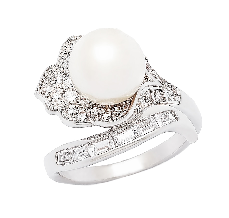 Image 539922.jpg , Product 539-922 / Price $75.00 , Grace Kelly - Princess of Monaco Collection Wedding Ring from Grace Kelly - Princess of Monaco Collection on TSC.ca's Jewellery department
