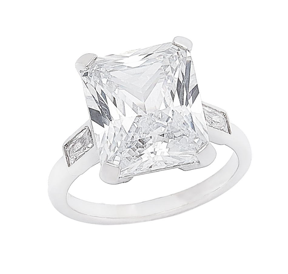 Image 539924.jpg , Product 539-924 / Price $80.00 , Grace Kelly - Princess of Monaco Collection Engagement Ring from Grace Kelly - Princess of Monaco Collection on TSC.ca's Jewellery department