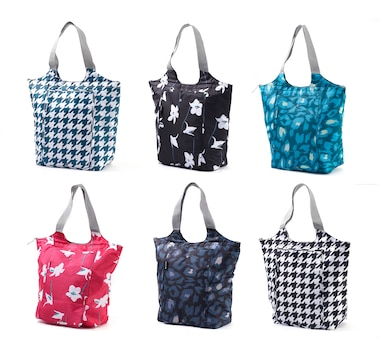 California Innovations Market Totes (Set of 6)