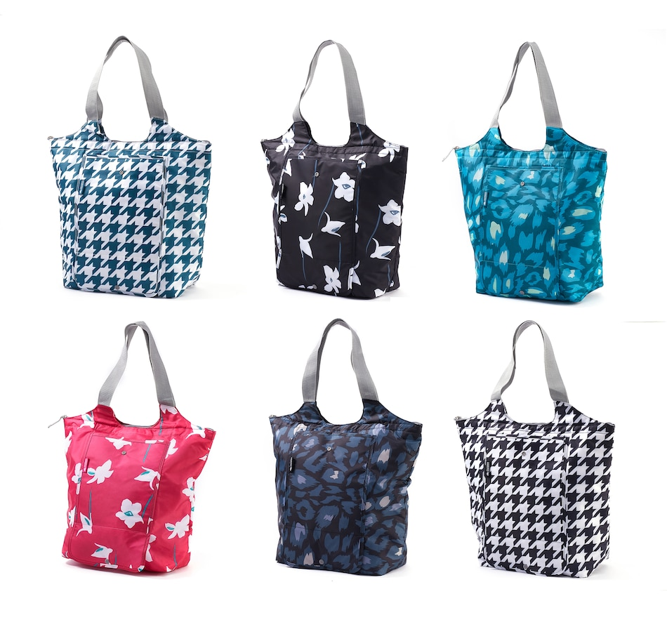 Image 543196_CLA.jpg , Product 543-196 / Price $39.99 , California Innovations Market Totes (Set of 6) from California Innovations on TSC.ca's Kitchen department