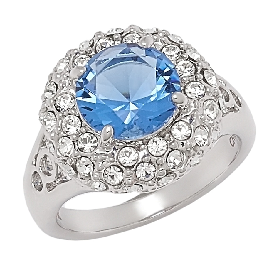 Image 543914.jpg , Product 543-914 / Price $60.00 , Grace Kelly - Princess of Monaco Collection Sapphire Ring from Grace Kelly - Princess of Monaco Collection on TSC.ca's Jewellery department