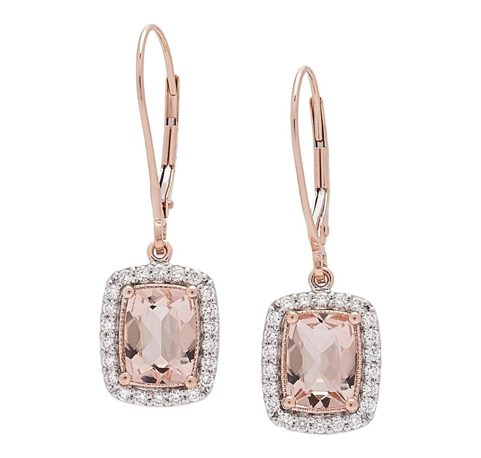 1d51ac0dd Image 544142.jpg , Product 544-142 / Price $999.88 , Morganite Gems 14K