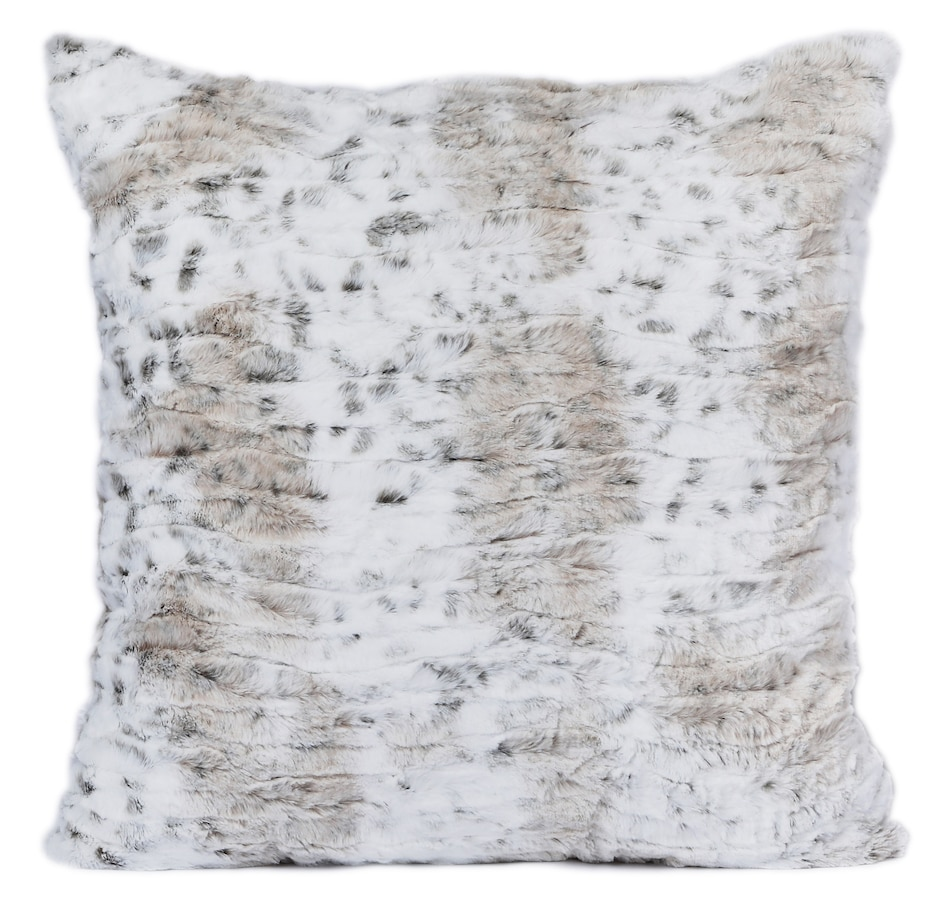 "Image 547267_BGELX.jpg , Product 547-267 / Price $19.33 , Guillaume Home Luxe Faux Fur Cushion 22"" x 22"" from Guillaume Home on TSC.ca's Home & Garden department"