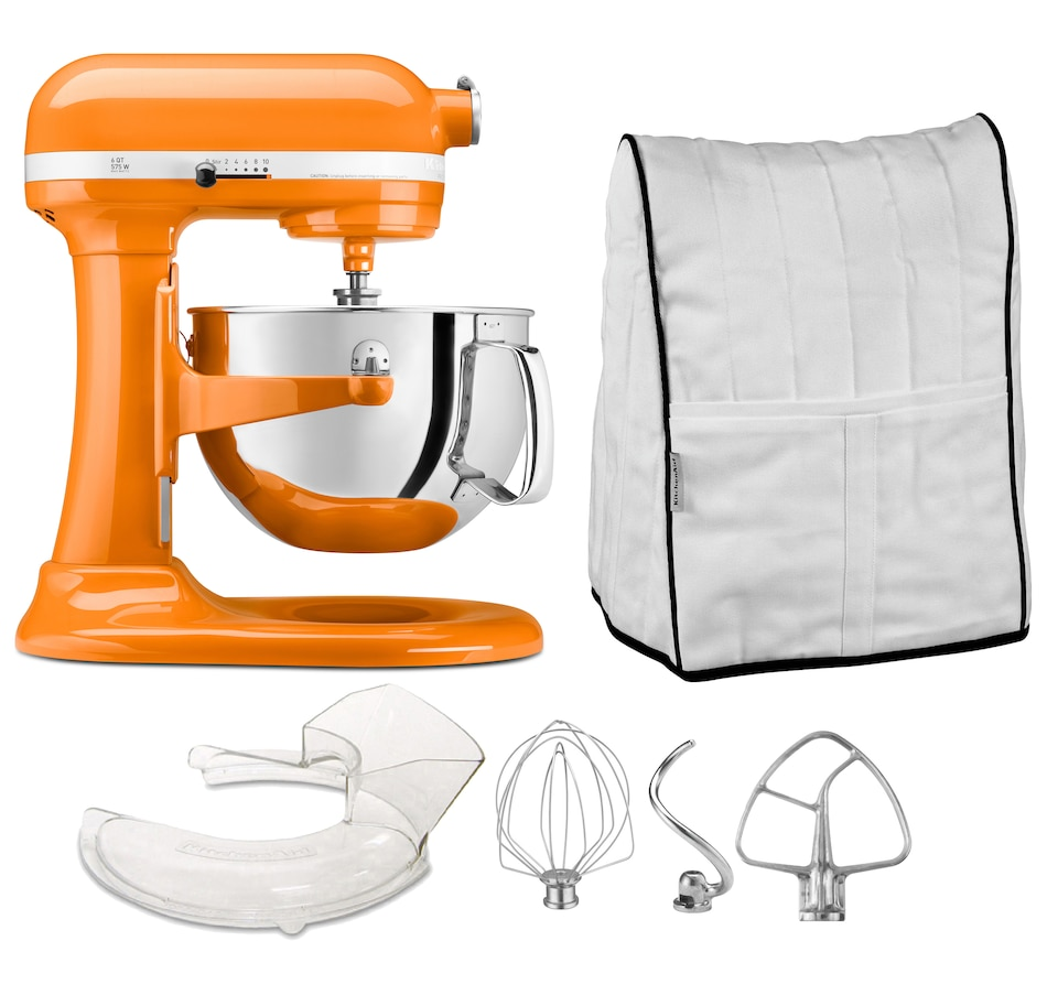 Image 547380_TNG.jpg , Product 547-380 / Price $799.99 , KitchenAid Pro 600 Bowl-Lift Stand Mixer and Cover from KitchenAid on TSC.ca's Kitchen department