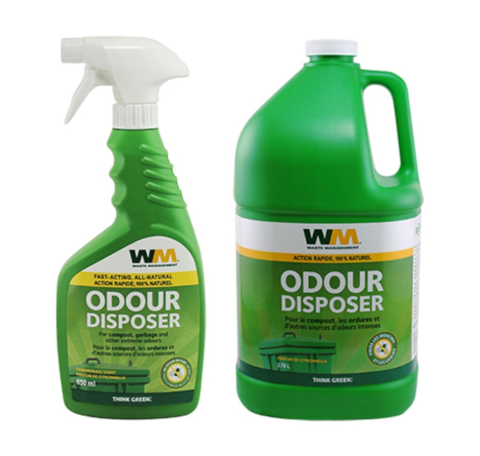 Image 547404.jpg , Product 547-404 / Price $21.99 , Waste Management Odour Disposer Spray - 2-Pack  on TSC.ca's Home & Garden department