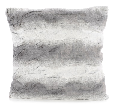 "Guillaume Luxe Faux Fur 18"" x 18"" Cushion"