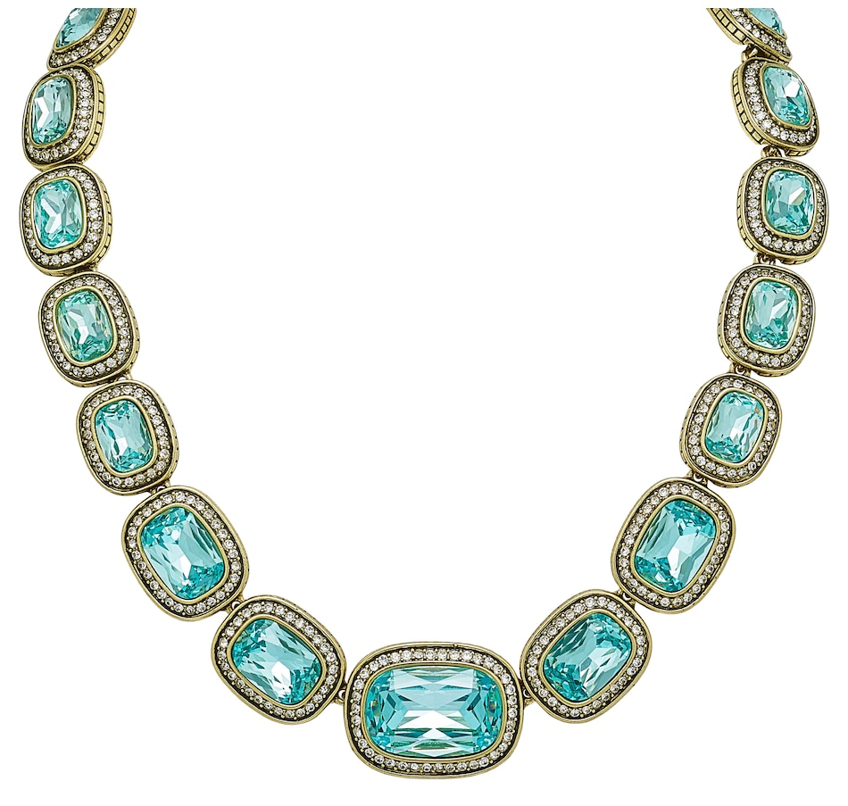 Image 548097_AQA.jpg , Product 548-097 / Price $79.77 , Heidi Daus Exquisite Elegance Necklace from Heidi Daus on TSC.ca's Jewellery department