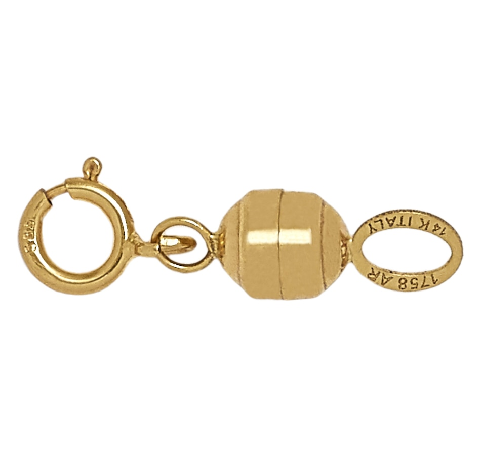 Image 548250_YGL.jpg , Product 548-250 / Price $49.99 , Stefano Oro 14K Magnetic Clasp from Stefano Oro on TSC.ca's Jewellery department