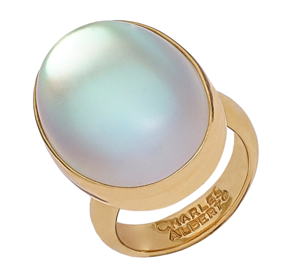 Image 548553.jpg , Product 548-553 / Price $59.99 , Ca Luminite Adjustable Ring from Alchemia by Charles Albert on TSC.ca's Jewellery department