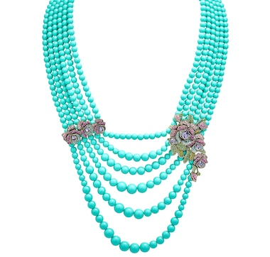 Heidi Daus Blossoming Beauty Necklace