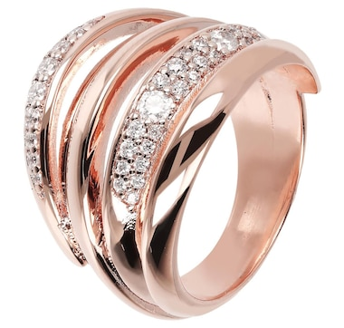 Belrose Jewellery Cubic Zirconia Ring
