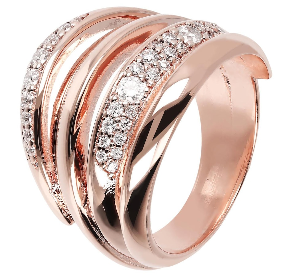 Image 551107.jpg , Product 551-107 / Price $120.00 , Belrose Jewellery Cubic Zirconia Ring from Belrose on TSC.ca's Jewellery department