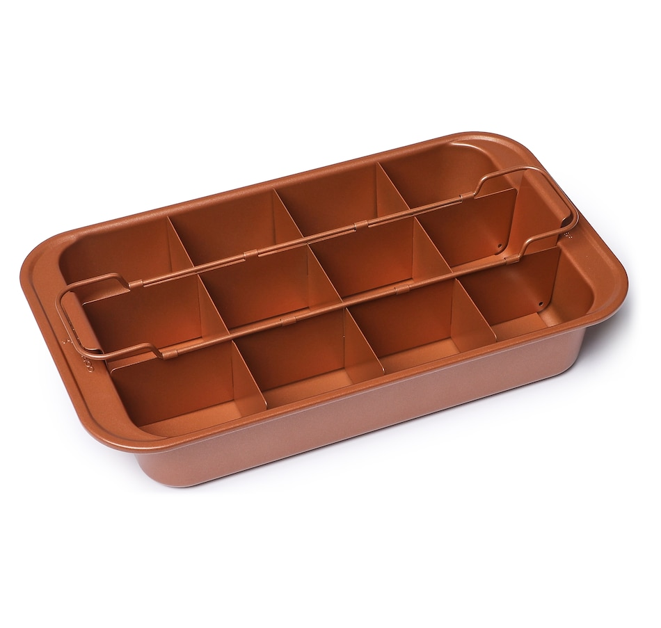 Image 551371.jpg , Product 551-371 / Price $27.99 , Copper Chef Bake and Crisp Pan from Copper Chef on TSC.ca's Kitchen department