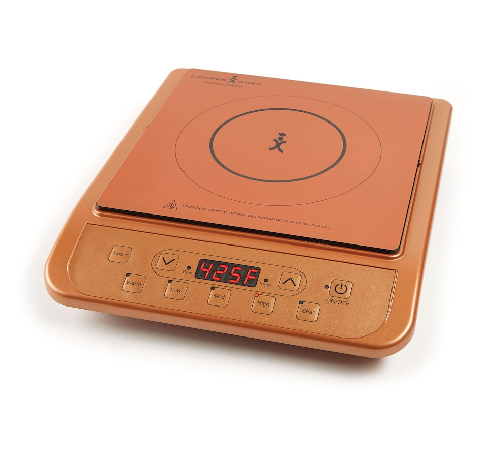 Image 551527.jpg , Product 551-527 / Price $79.99 , Copper Chef Induction Cooktop (Copper) from Copper Chef on TSC.ca's Kitchen department