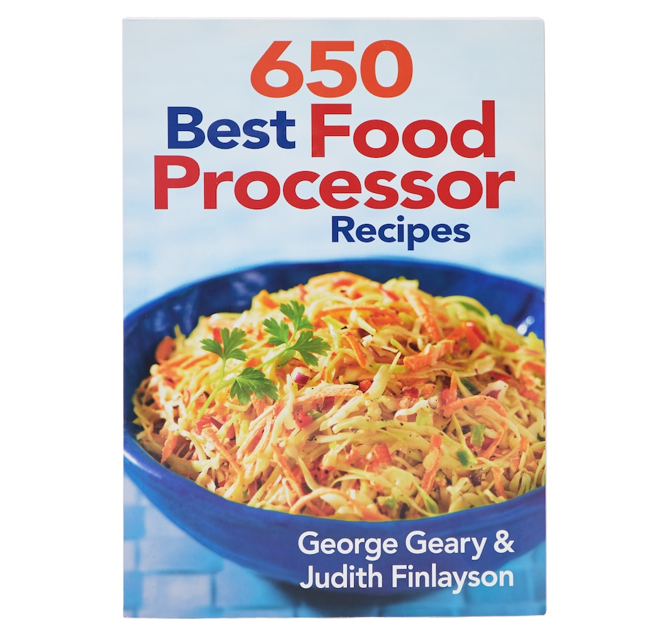 Buy 650 best food processor recipes book kitchen cookbooks image 551578g product 551 578 price 2499 650 best food forumfinder Choice Image