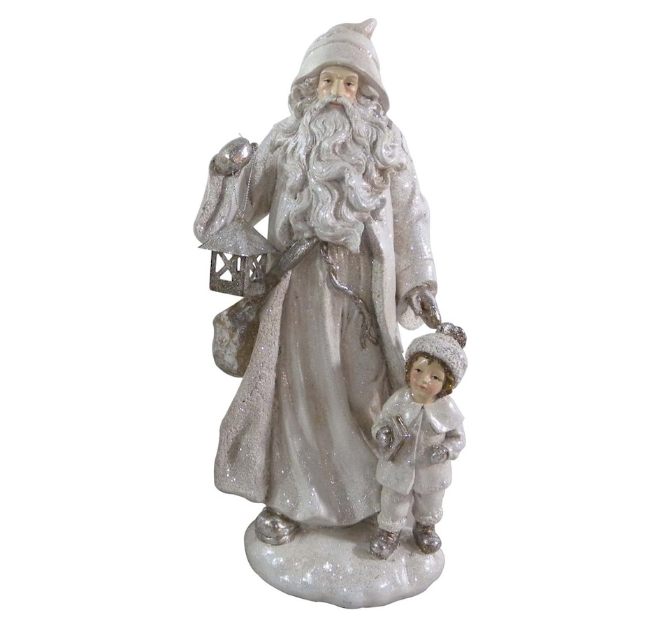 Image 551804_STDCH.jpg , Product 551-804 / Price $14.33 , Holiday Memories Frosted Santa from Holiday Memories on TSC.ca's Home & Garden department