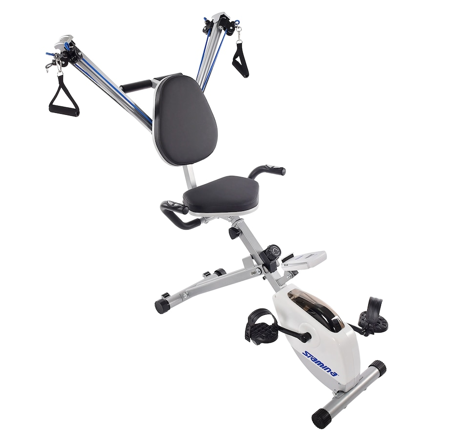 Image 552143.jpg , Product 552-143 / Price $279.99 , Stamina Exercise Bike and Strength System  on TSC.ca's Health & Fitness department