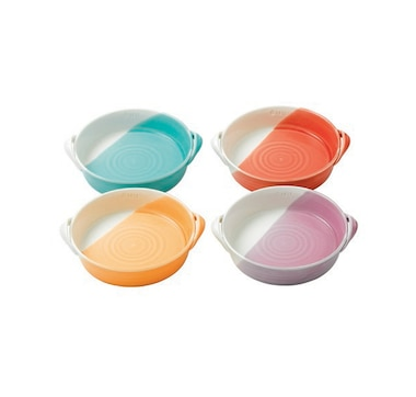 Royal Doulton 1815 Mini Serving Dish in Mixed Colours - Set of 4