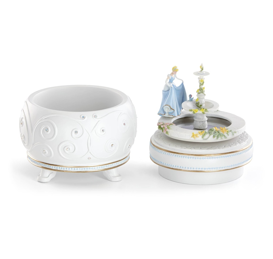 Image 552737_CDR.jpg , Product 552-737 / Price $79.99 , Disney Trinket Box from Lenox on TSC.ca's Home & Garden department