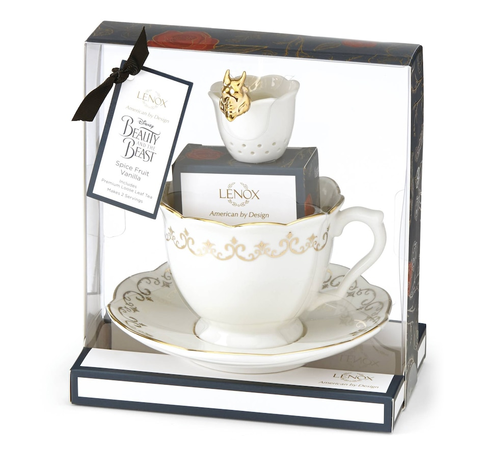 Image 552745_BSTVN.jpg , Product 552-745 / Price $49.99 , Disney Time for Tea Set from Lenox on TSC.ca's Home & Garden department