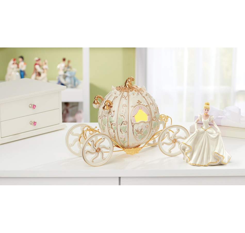 Image 552746.jpg , Product 552-746 / Price $399.99 , Cinderella's Enchanted Evening 2-Piece Set from Lenox on TSC.ca's Home & Garden department