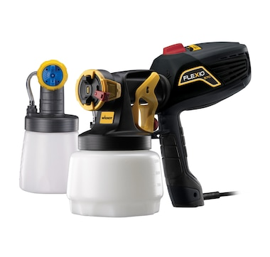 Wagner Flexio 570 Plus Paint Sprayer with Detail Nozzle