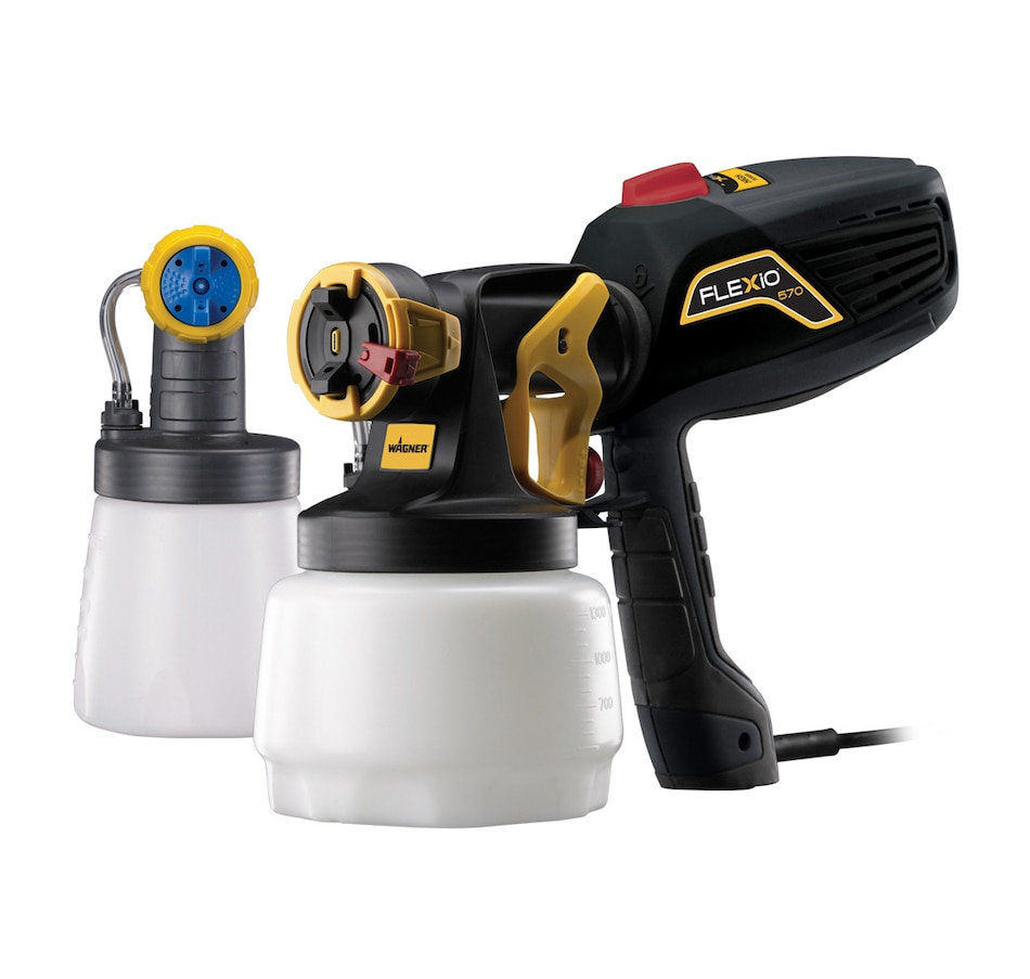 Image 552974.jpg , Product 552-974 / Price $189.99 , Wagner Flexio 570 Plus Paint Sprayer with Detail Nozzle  on TSC.ca's Home & Garden department