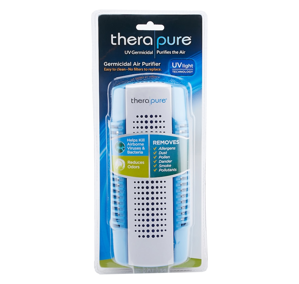 Image 553172_BLU.jpg , Product 553-172 / Price $62.99 , Therapure Mini Air Purifier from Therapure on TSC.ca's Home & Garden department