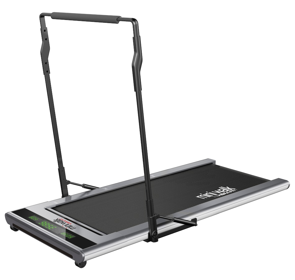 Image 553197_GRY.jpg , Product 553-197 / Price $1,599.00 , Mini Walk Treadmill with Wrist Strap Control from Vibra Fit on TSC.ca's Health & Fitness department