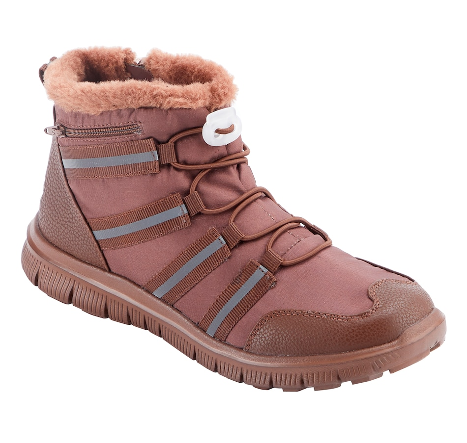 Image 553226_BRN.jpg , Product 553-226 / Price $24.88 , Tony Little Cheeks Sneaker Boots from Tony Little Footwear on TSC.ca's Shoes & Handbags department