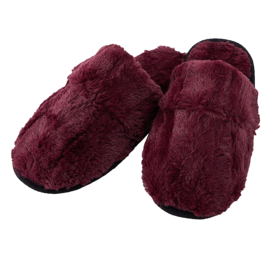 Image 553236_BD.jpg , Product 553-236 / Price $19.33 , Guillaume Women's Faux Fur Slipper from Guillaume on TSC.ca's Home & Garden department