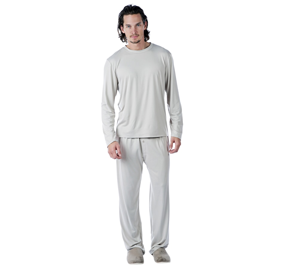 Image 553238_TPE.jpg , Product 553-238 / Price $102.99 , Guillaume Men's Pajama Set from Guillaume Home on TSC.ca's Fashion department
