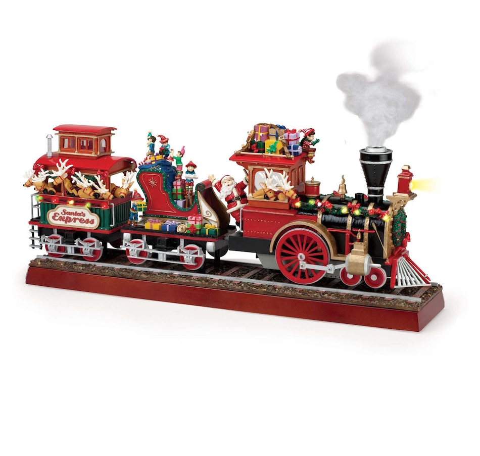 Image 553257.jpg , Product 553-257 / Price $159.99 , Mr. Christmas Santa's Express from Mr. Christmas on TSC.ca's Home & Garden department