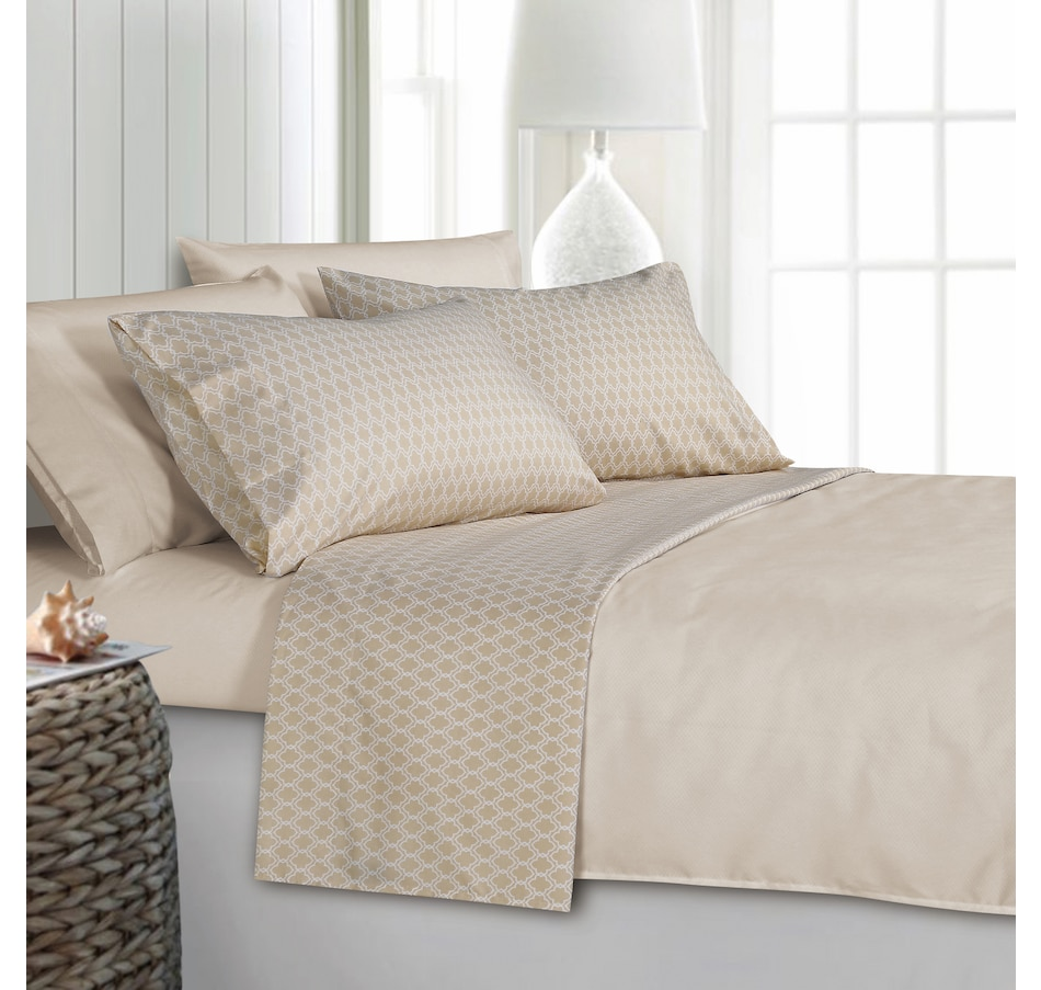 Image 553268_IVR.jpg , Product 553-268 / Price $99.99 , St. Clair 2-Pack Brushed Microfibre Sheet Set from St. Clair Bedding on TSC.ca's Home & Garden department