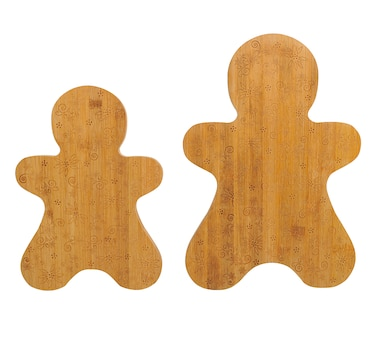 temp-tations Wood Cutting Boards - Set of 2