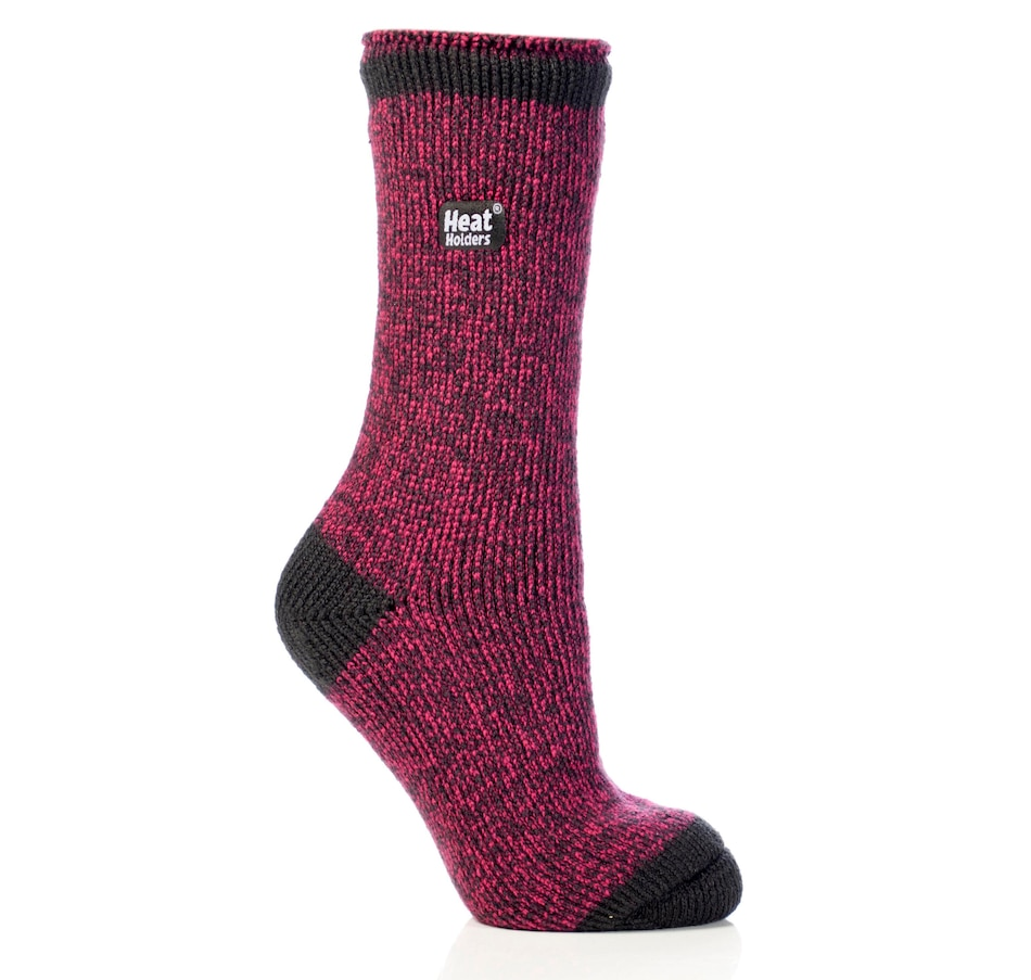 Image 553346_TWIRY.jpg , Product 553-346 / Price $15.99 , Heat Holders Thermal Ladies' Socks from Heat Holders on TSC.ca's Home & Garden department