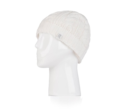 Heat Holders Ladies' Cable-Knit Hat