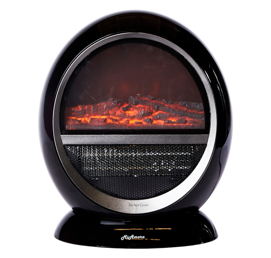 Image 553380.jpg , Product 553-380 / Price $59.99 , MiAmora Oscillating Fireplace Heater from MiAmora on TSC.ca's Home & Garden department