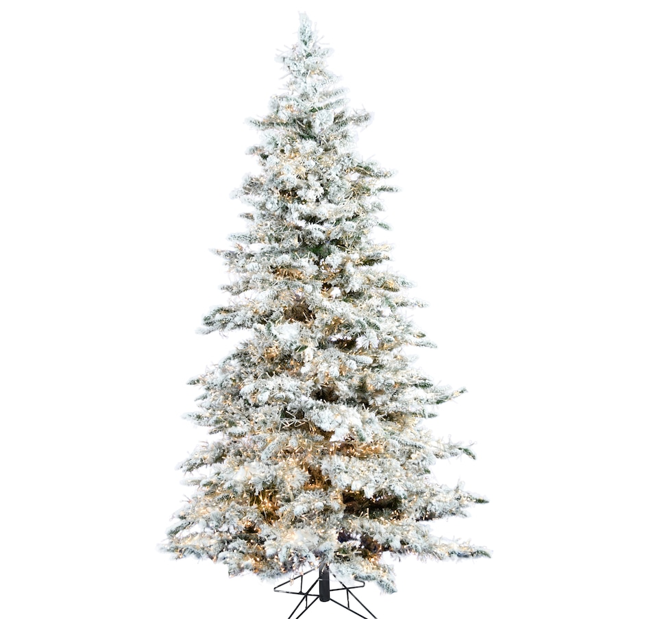 Image 553390.jpg , Product 553-390 / Price $999.99 , Holiday Memories Snowy Alaskan Cluster Tree from Holiday Memories on TSC.ca's Home & Garden department