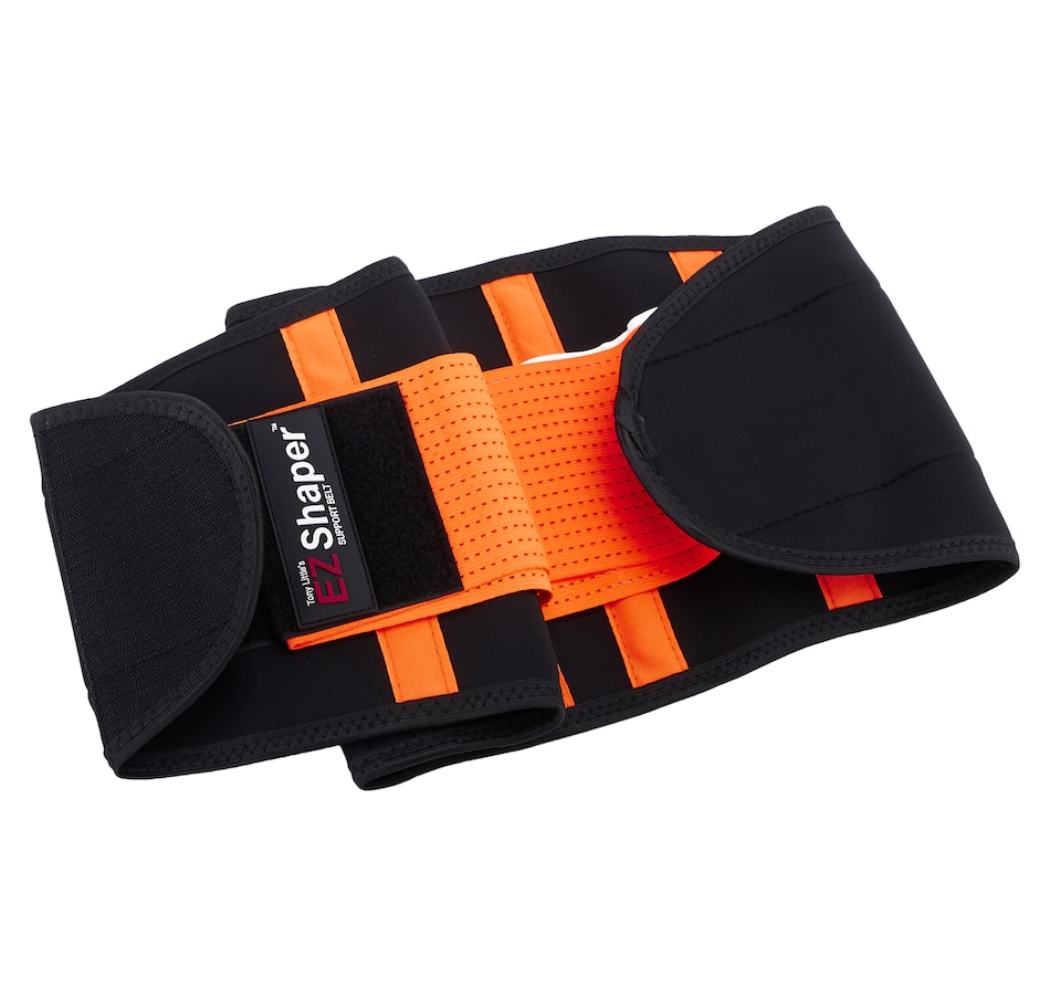 Image 553447_BLE.jpg , Product 553-447 / Price $36.95 , Tony Little EZ Shaper Support Belt from Tony Little on TSC.ca's Health & Fitness department
