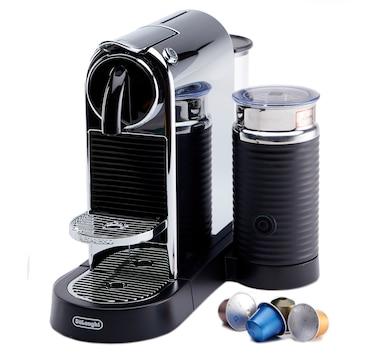 Nespresso CitiZ and Milk Espresso Machine by De'Longhi