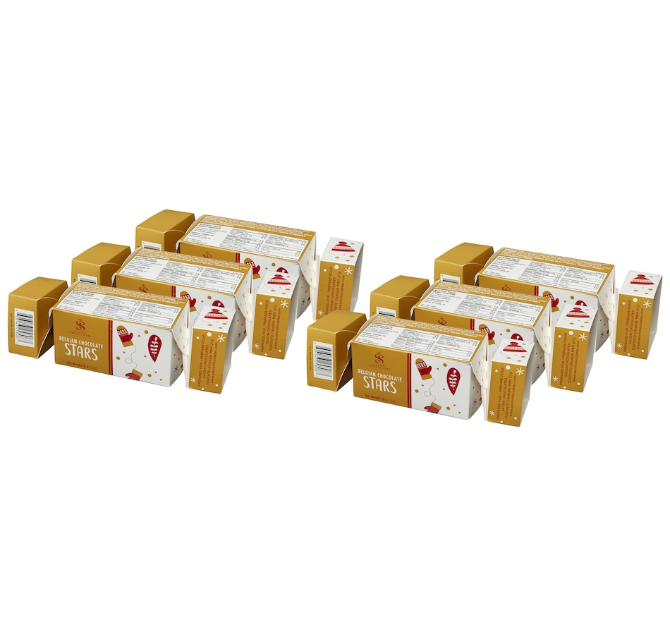 Image 553587.jpg , Product 553-587 / Price $19.88 , Saxon Chocolate Firecrackers - Set of 6 from Saxon Chocolates on TSC.ca's Kitchen department