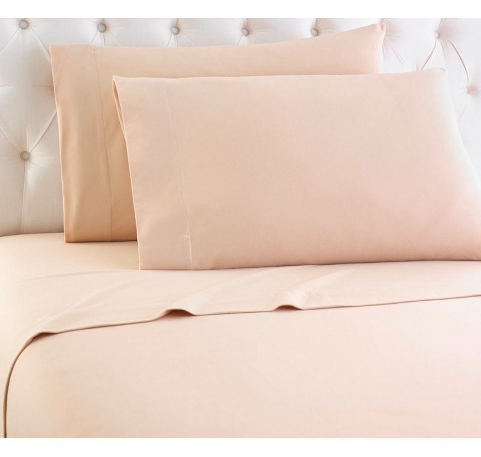 Image 553693_CNO.jpg , Product 553-693 / Price $32.33 , HomeSuite Micro Flannel 4-Piece Sheet Set from HomeSuite Collection on TSC.ca's Home & Garden department