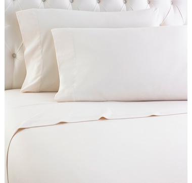 HomeSuite Micro Flannel 4-Piece Sheet Set