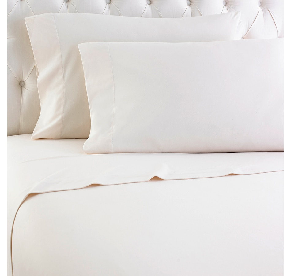 Image 553693_IVR.jpg , Product 553-693 / Price $46.88 - $62.88 , HomeSuite Micro Flannel 4-Piece Sheet Set from HomeSuite Collection on TSC.ca's Home & Garden department